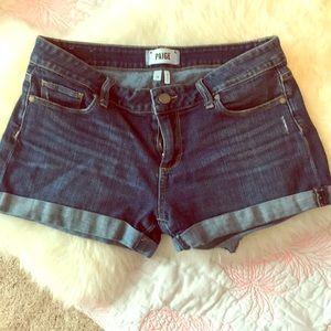 Paige Jimmy Jimmy jean shorts